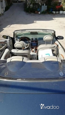 Mercedes-Benz in Beirut City - clk 320 2005 for sale