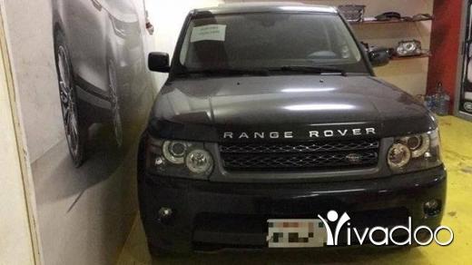 Rover in Al Dahye - range rover