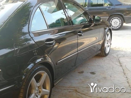 Mercedes-Benz in Tripoli - Mercedes benz