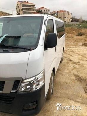 Vans in Chtaura - Nisaan van 15 passenger model 2013