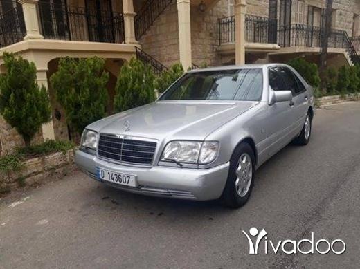 Mercedes-Benz in Baabda - Mercedes S320 model 1995 super clean
