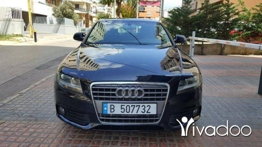 Audi in Beirut City - اودي موديل ٢٠٠٩