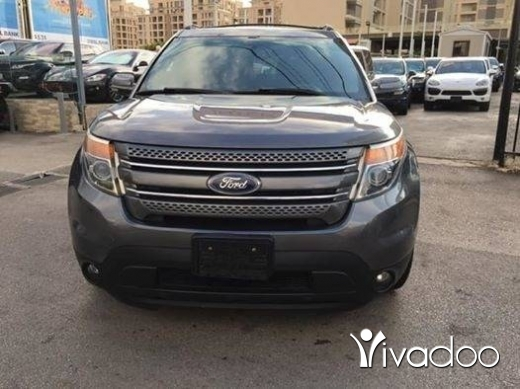 Ford in Port of Beirut - Ford Explorer Limited 2011