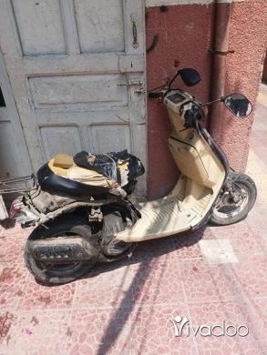 Sinnis in Tripoli - Motorcycle