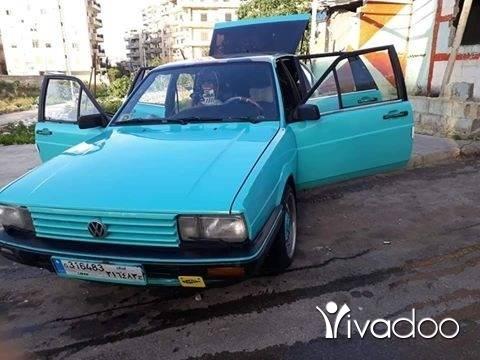 Volkswagen in Tripoli - للبيع انقاد فيتاس عادي