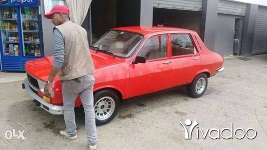 Renault in Jounieh - renault 12