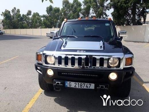 Hummer in Saida - هامر موديل2006