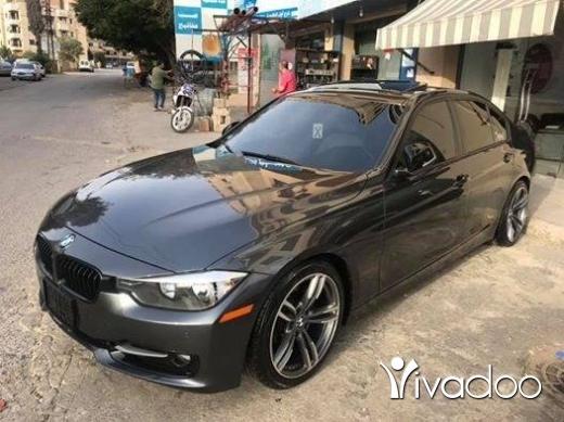 BMW in Sour - BMW F30