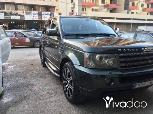 Rover in Tripoli - Ranj Rover (Sport HSE ) 2006