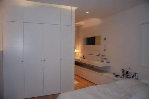 Apartments in Kaslik - (257)شقة مفروشة رائعة للبيع في شارع الكسليك منظر بحر لا يحجب طابق سادس 85م...