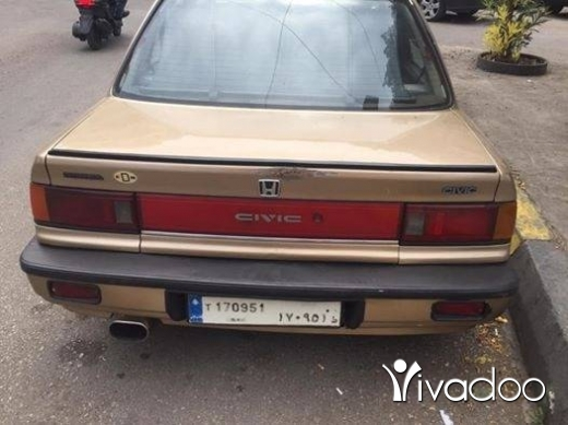Honda in Tripoli - civic 88