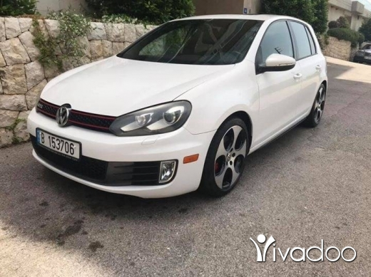 Volkswagen in Beirut City - Cleanest GTI on the market!