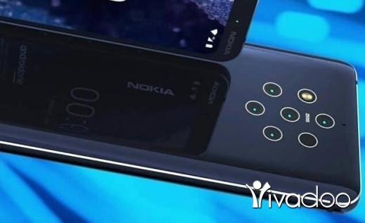 Nokia in Beirut City - Nokia 9 2019