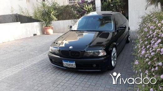 BMW in Baabda - BMW 325 ci 2003