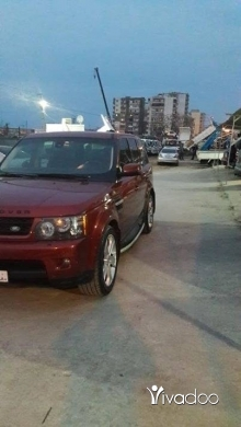 Rover in Tripoli - range rover supr charge 2008