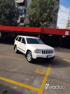 Jeep in Chiyah - Grand cherokee 2008
