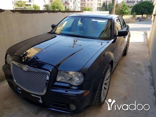 Chrysler in Beirut City - Chrysler 300c srt8 6.1L 2006