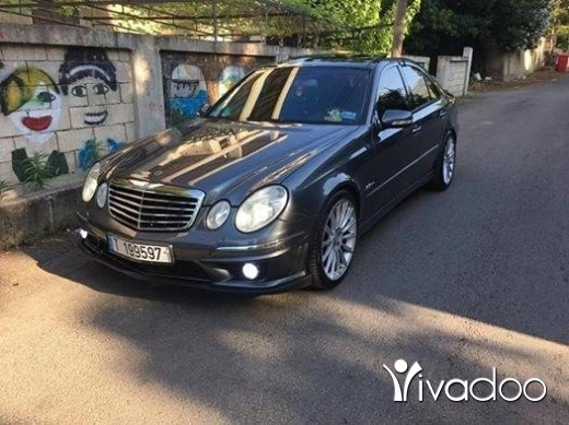 Mercedes-Benz in Tripoli - Merceds
