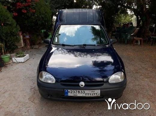 Opel in Nabatyeh - ربيد اوبل موديل 96