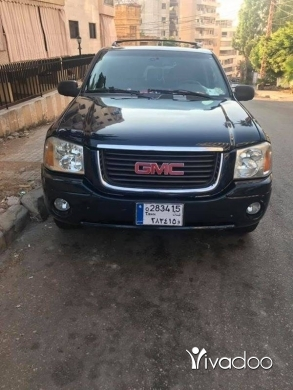 GMC in Beirut City - Envoy modle 2002