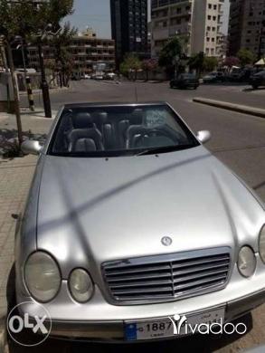 Mercedes-Benz in Beirut City - Mercedes clk 320 1999