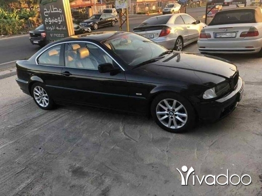 BMW in Beirut City - Bmw e46 2002