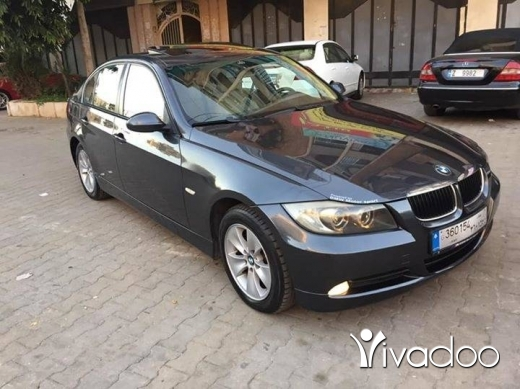 BMW in Tripoli - Bmw E 90 2006