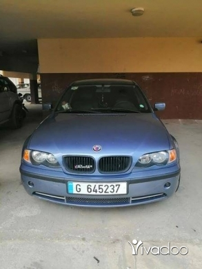 BMW in Beirut City - Bmw 318 model 2002