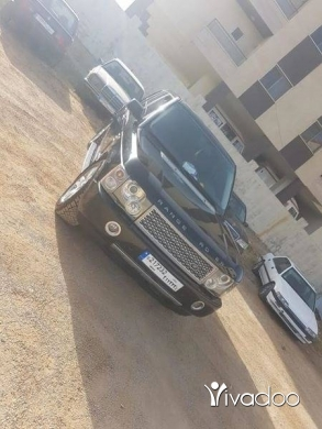 Land Rover in Tripoli - Jeep 5are2 2003