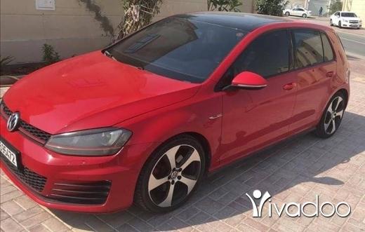 Volkswagen in Beirut City - Golf GTI 2014