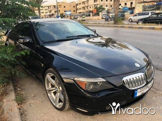 BMW in Beirut City - bmw 645 2005