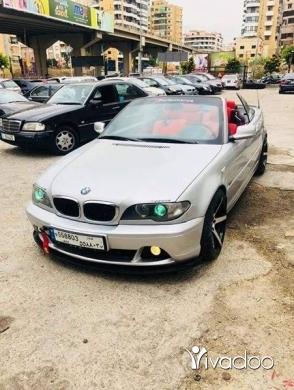 BMW in Beirut City - New boy 325 model 2004