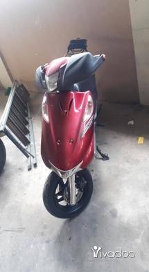 Barossa in Tripoli - Adress 125cc ياباني