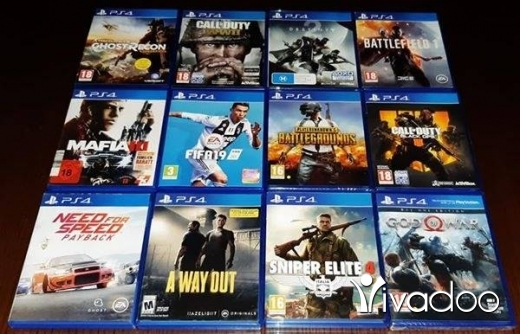 Games in Tripoli - Games playstation 4 for sale or trade