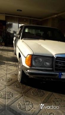 Mercedes-Benz in Port of Beirut - مرسيدس٢٣٠ لف ١٩٧٩