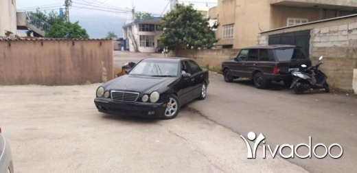 Mercedes-Benz in Zgharta - For sale mercedes  2002