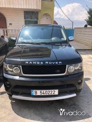 Rover in Zahleh - range rover sport 2009