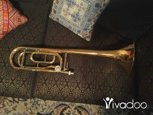 Trombone in Baabda - Yamaha Trombone 684G VERY GOOD CONDITION AND RARE TO FIND