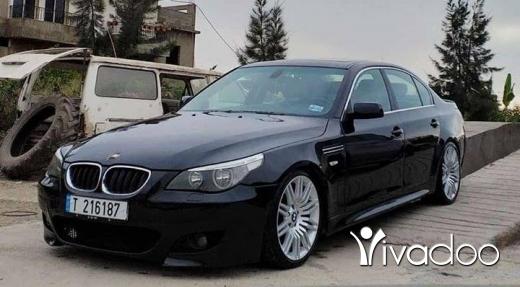 BMW in Akkar el-Atika - Model 2004 louk M5