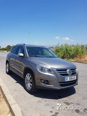Volkswagen in Beirut City - VW tiguan 2009 SEL 4motion
