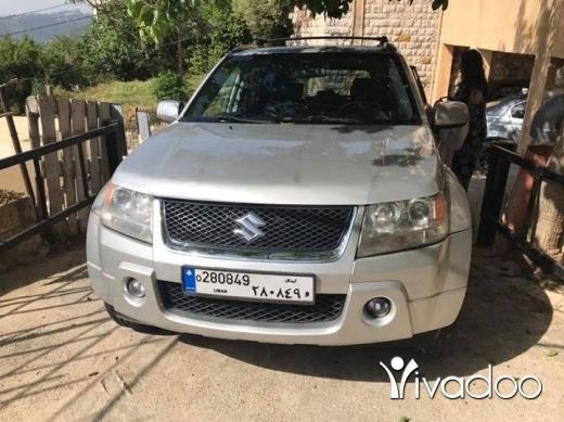 Suzuki in Beirut City - suzuki grand vitara full option 2006