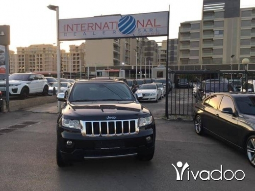 Jeep in Beirut City - Grand Cherokee Limited 2013