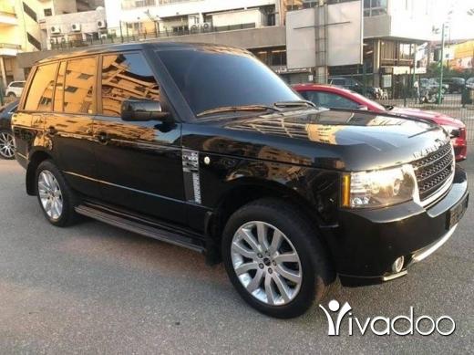 Land Rover in Beirut City - RANGE ROVER VOUGE 2007