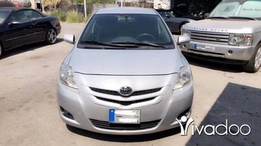 Toyota in Beirut City - Toyota Yaris 2007