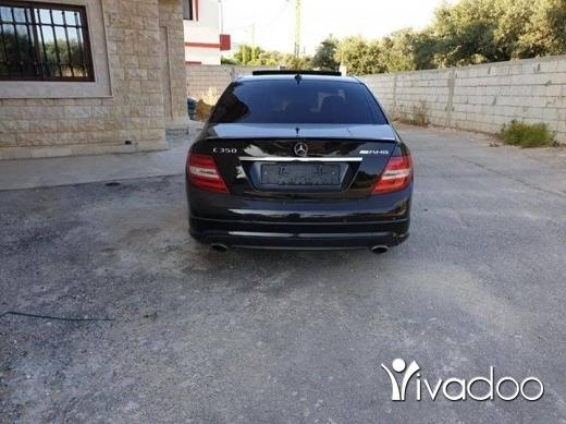 Mercedes-Benz in Beirut City - C350 model 2009