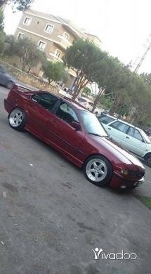 BMW in Beirut City - BMW E36 320i model 91
