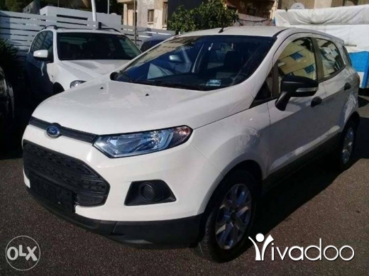 Ford in Beirut City - Ford eco sport 2014