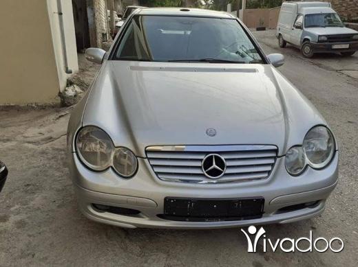 Mercedes-Benz in Beirut City - Mercedec c 230 coprasor 4 selnder model 2002 enkad mo3ayani 2019