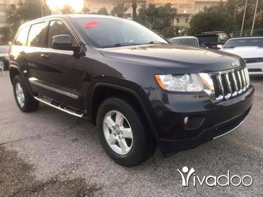 Jeep in Beirut City - Grand cherokee 2013