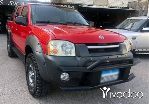 Nissan in Beirut City - 2003 Frontier V6 4x4